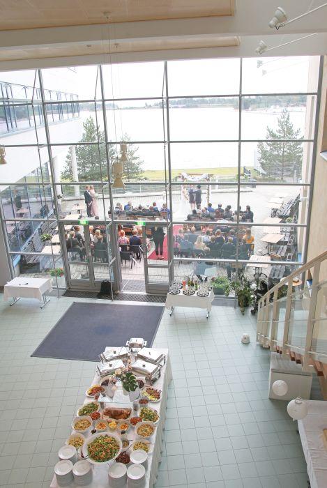 Juhlatilat Espoo - Ravintola Keilaniemi